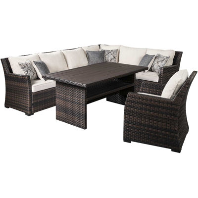 Picture of Easy Isle 4 Piece Sectional Set