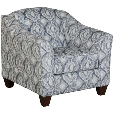 Picture of Melanie Stonewash Accent Chair