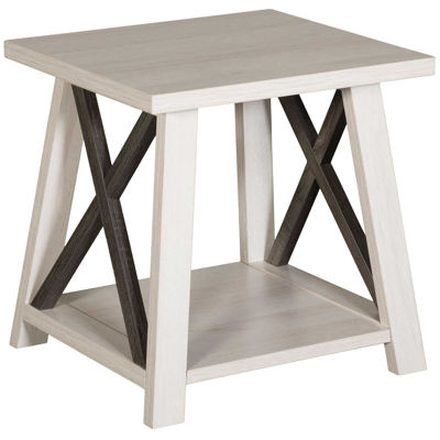 Picture of Two Tone End Table