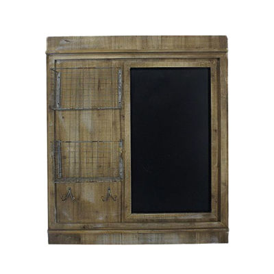 Picture of Rustic Wood Chalkboard