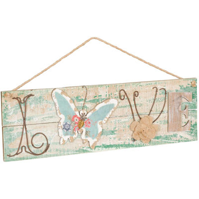 Picture of Butterfly Love Wall Decor