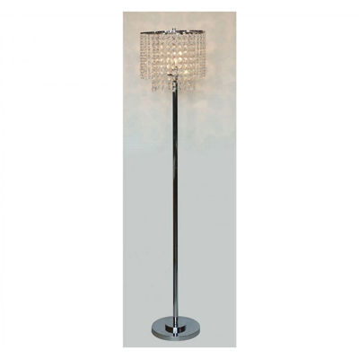 Picture of Acrylic Droplets Floor Lamp