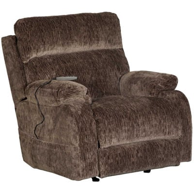 Picture of Refresher Power Rocker Recliner with Headrest & Lu