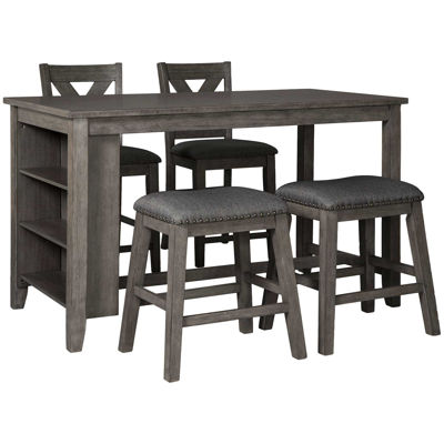 Picture of Caitbrook 5 Piece Counter Height Dining Set