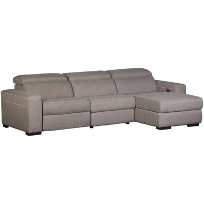 Picture of Mabton 3PC Power Sectional with RAF Chaise