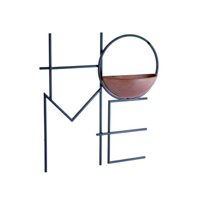 Picture of Home Wall Decor Copper Accent