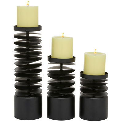 Picture of Set 3 Metal Candle Holder