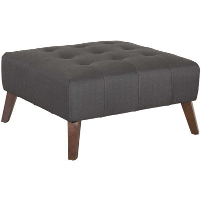 Picture of Binetti Retro Charcoal Cocktail Ottoman