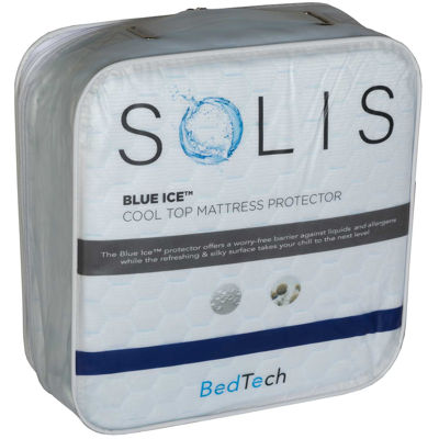 Picture of Blue Ice King Mattress Protector