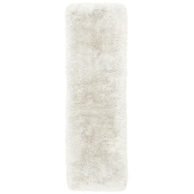 Picture of Shimmer Shag Snow Gold 2x7 Rug