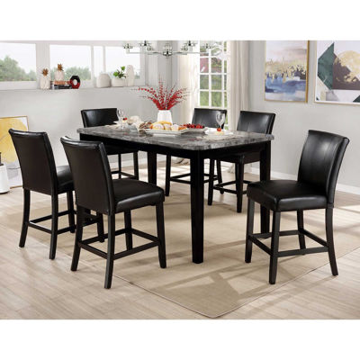 Picture of Brian 5 Piece Counter Height Dining Set