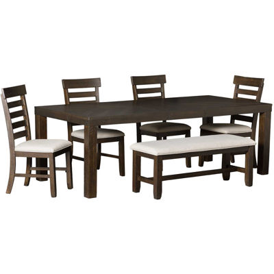 Picture of Colorado 6 Piece Dining Height Set