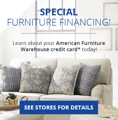 Furniture Financing Made Easy American Furniture Credit Card Afw Com