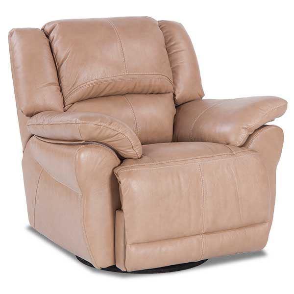 carmel power swivel rocker rec - Swivel Recliner Chairs For Living Room