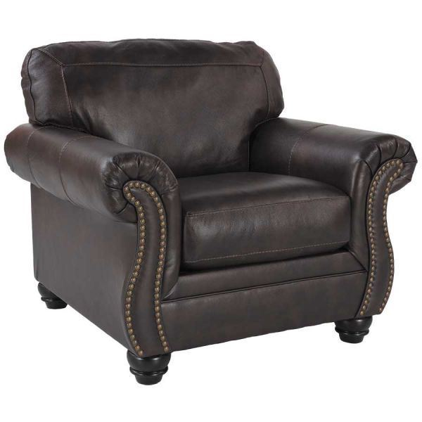 Picture of Bristan Leather Chair