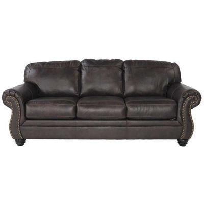 Picture of Bristan Leather Sofa