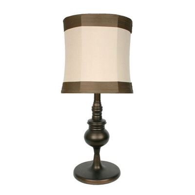 Picture of Arkin's Bronze Accent Lamp