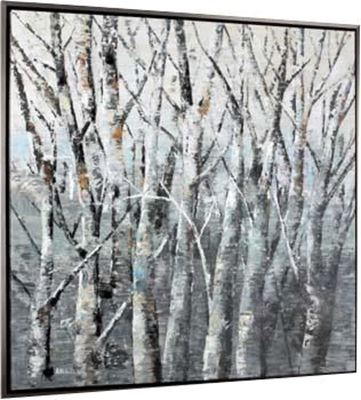 Picture of Stark Forest 46x46 Framed Wall