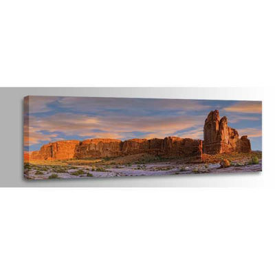 Picture of Arches Courthouse Wash 60x20 *D