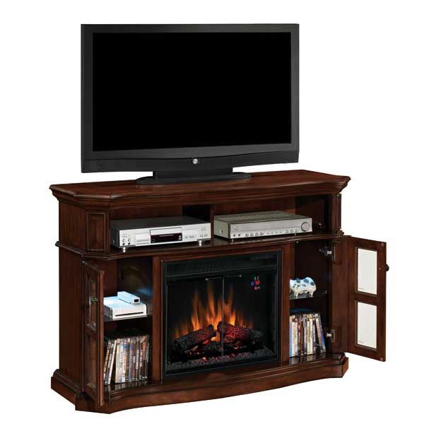aberdeen media fireplace 1297 set classic flame afw