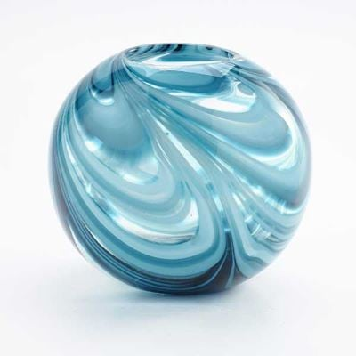 Picture of Blue Vase Glass