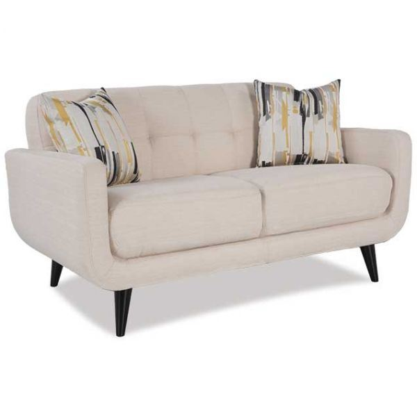 Afw Hadley Ivory Loveseat 1a 448l Elements Int