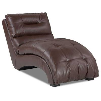 Picture of Ellary Brown Durahide Chaise