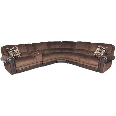 Picture of Charleston 4PC Power Reclining Sectional