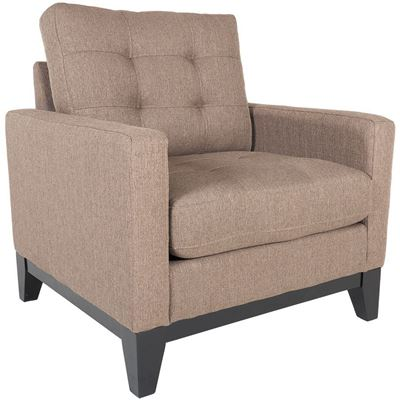 Picture of Nona Brown Tufted Chair