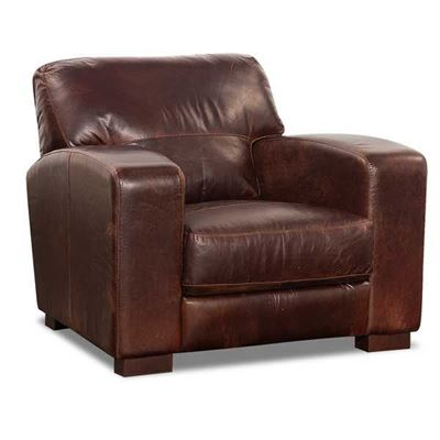 Aspen All Leather Chair