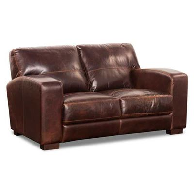 Picture of Aspen All Leather Loveseat