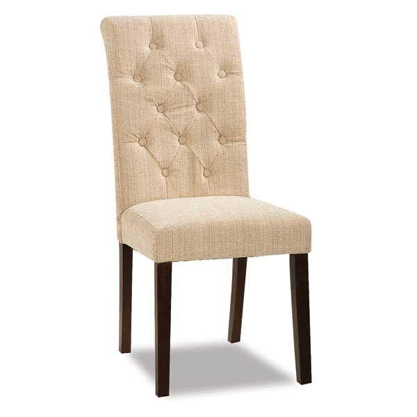 Parsons Chair Chenille Fabric