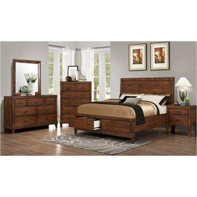 Imagen de Tamarindo 5 Piece Bedroom Set