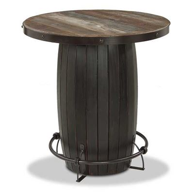 Imagen de Barrel Base Bistro Table
