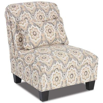 Picture of Emelen Tapesty Armless Chair