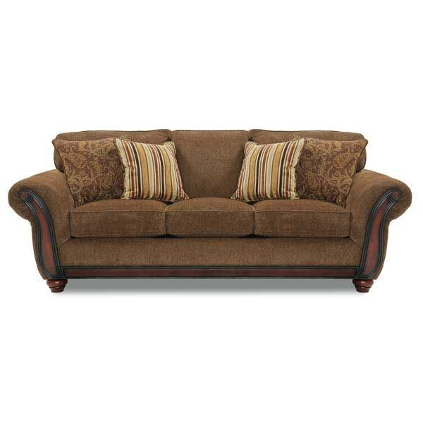 Cornell Cocoa Sofa Set The Furniture Shack: Cornell Chestnut Sofa D-5653