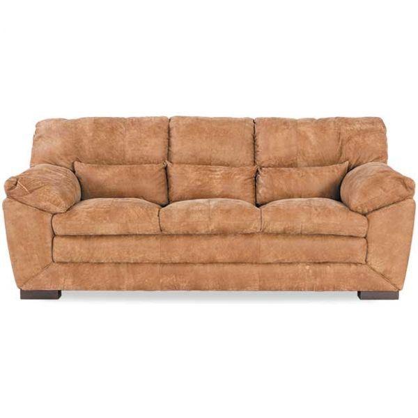 Soft Leather Sofa: Amos Italian All Leather Sofa