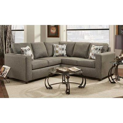 Picture of 2PC Onyx Sectional