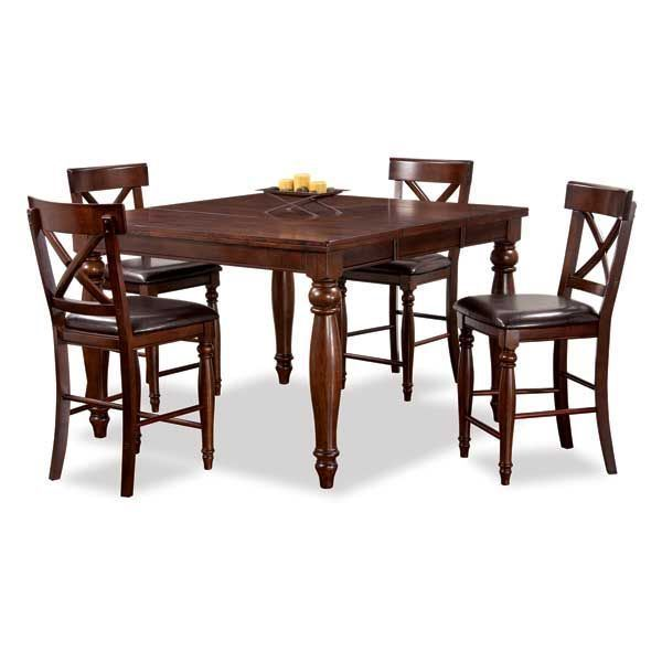 Kingston 5 Piece Pub Set