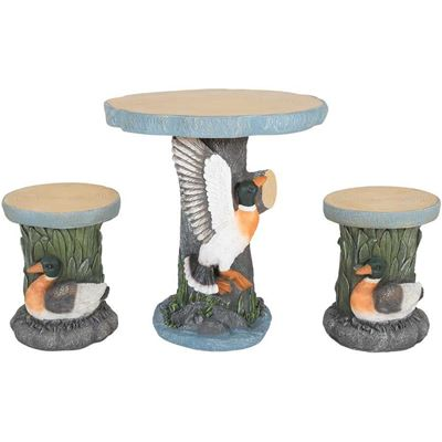 Picture of Duck 3 Piece Garden Set