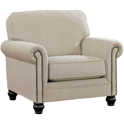 Picture of Milari Linen Chair