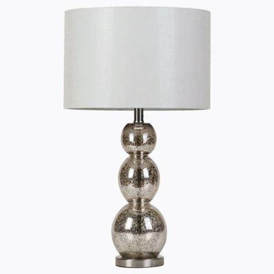 Imagen de Table Lamp, Antique Silver *D