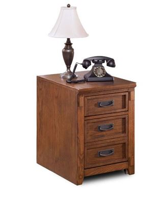 Picture of Cross Island Mobile File Cabinet