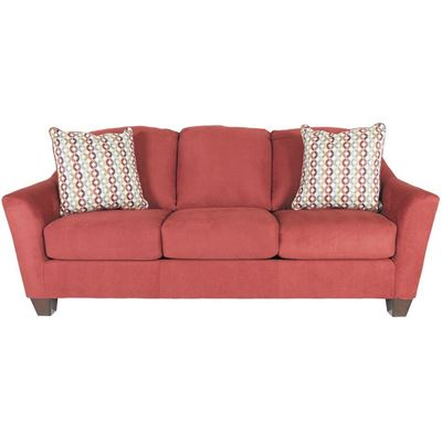Picture of Hannin Spice Red Sofa