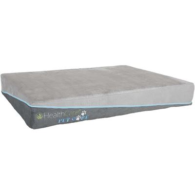 Picture of Memory Foam Extra Large Grey Pet Bed *P