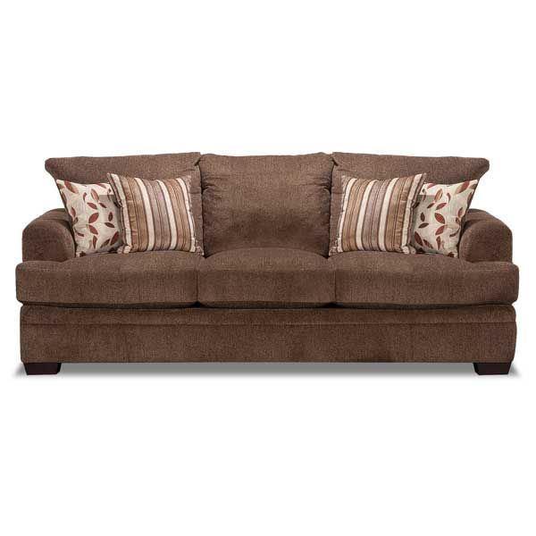 Cornell Cocoa Sofa Set The Furniture Shack: Cornell Cocoa Sofa B-3653
