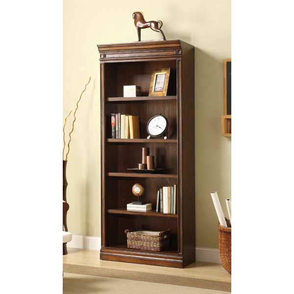 Breckenridge Open Bookcase