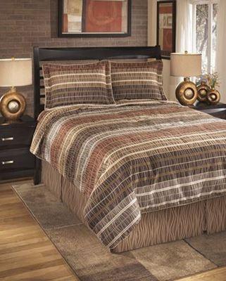 Picture of Wavelength Queen Comforter Set *D