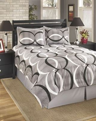 Picture of Primo Queen Comforter Set *D