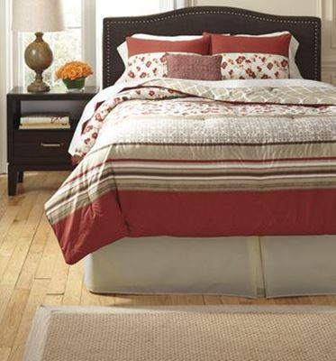 Picture of Cayenne Queen Comforter Set *D